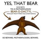 Bearodactyl