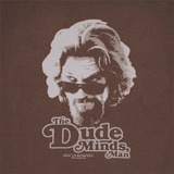 Big_lebowski_dude_minds_man_brown_shirt