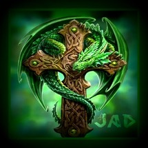 Dragon-the-green-dragon-cross