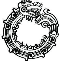 Quetzalcoatl_ouroboros