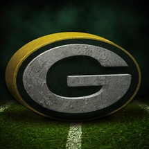 Packers-logo-3d-grass