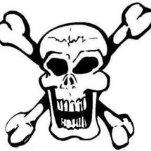 Skull-crossbones-coloring-page