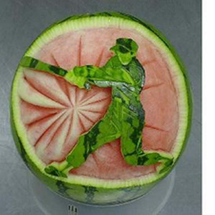 Watermelon_baseball