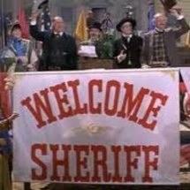 Welcomesheriff