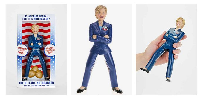 clinton nutcracker