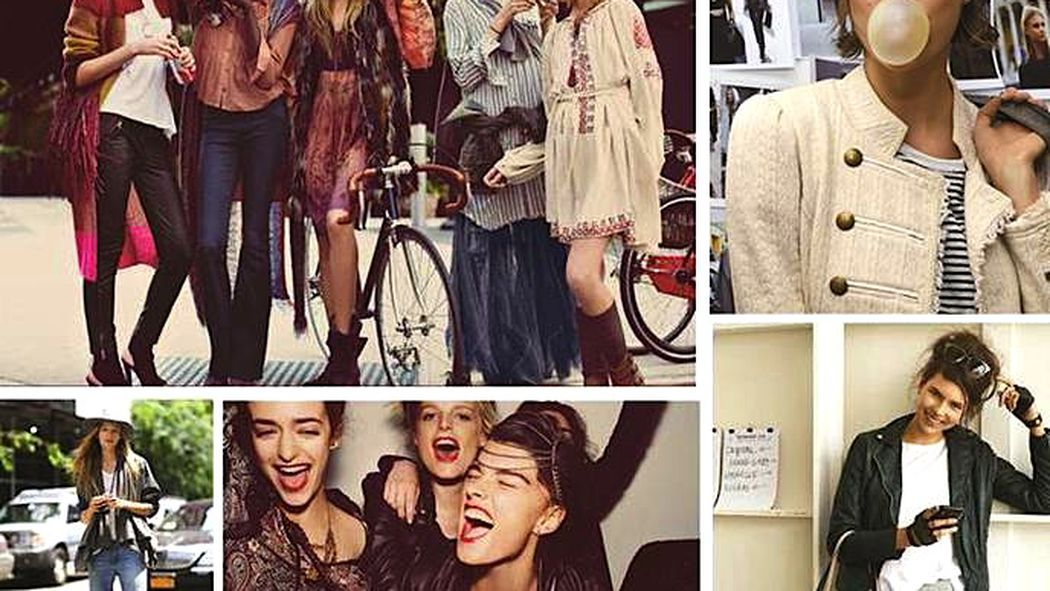 Free People's Latest Lookbook is a Lesson in Working the Californian Bohemian Look