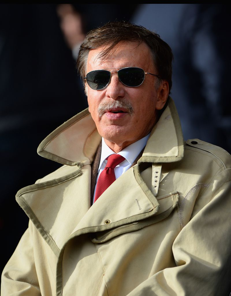 Stanley Kroenke (Michael Regan/Getty)