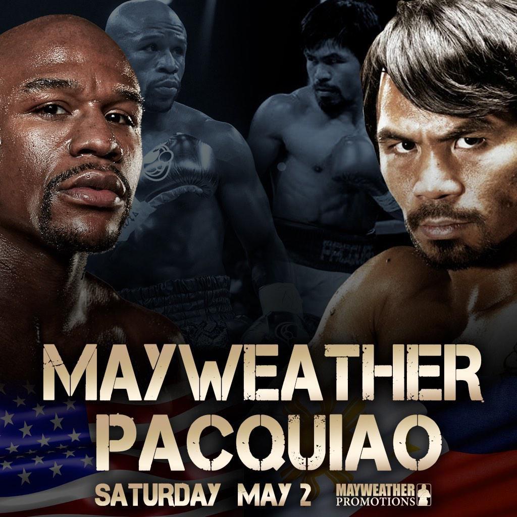 "Floyd Mayweather vs Manny Pacquiao LIVE  !!EN VIVO  Pelea ""NO BULTO"""