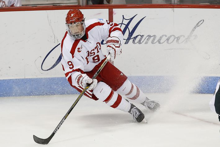 NCAA: 2015 Top 100 NHL Prospects - 1-10
