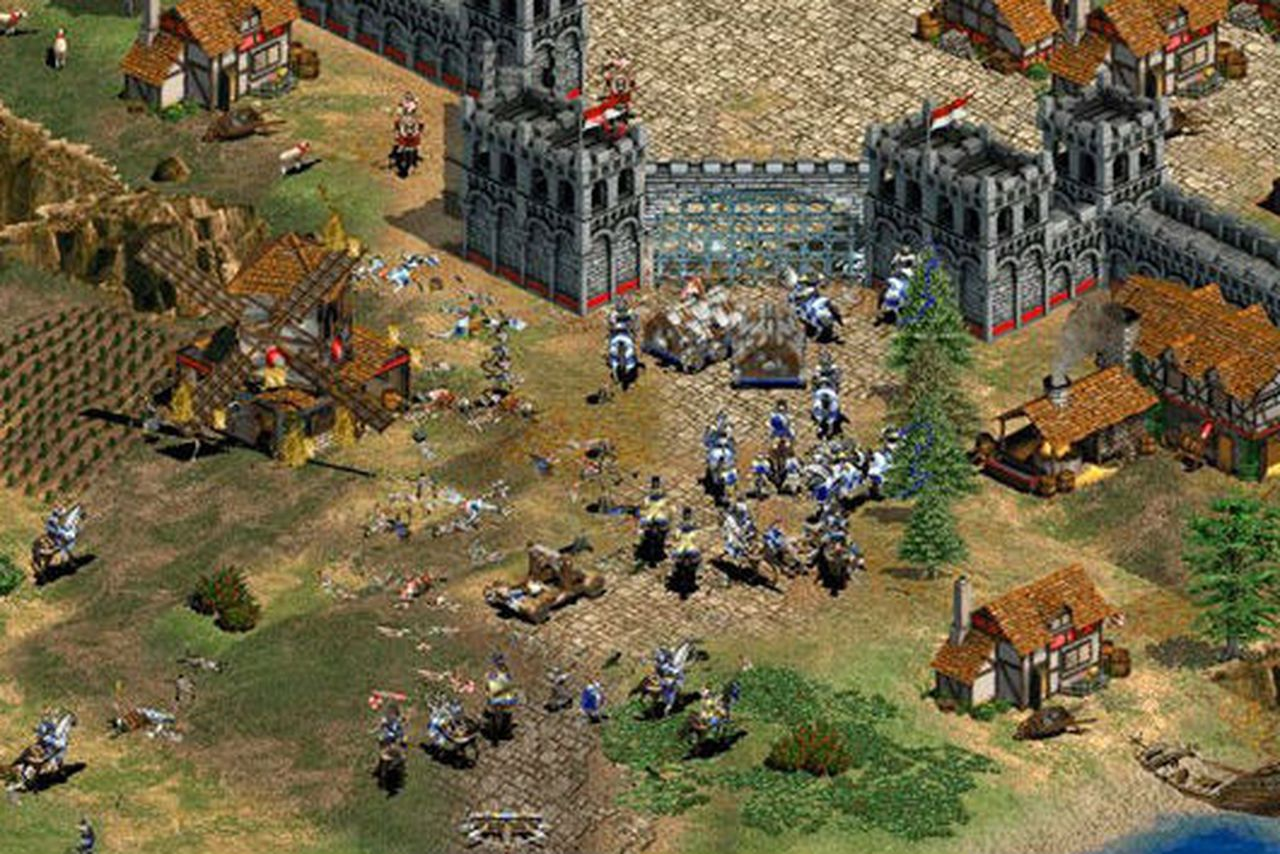 Age of empires nude naked photo