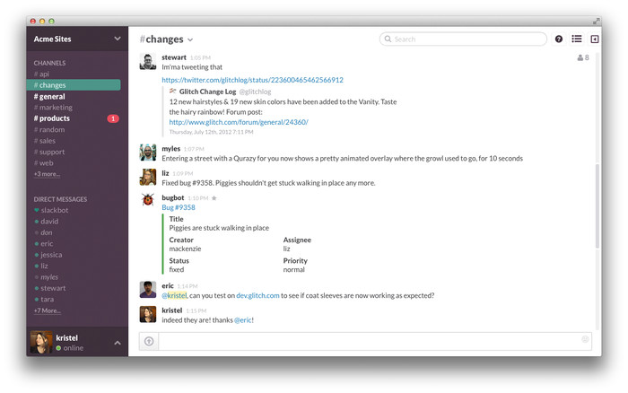 slack for desktop full