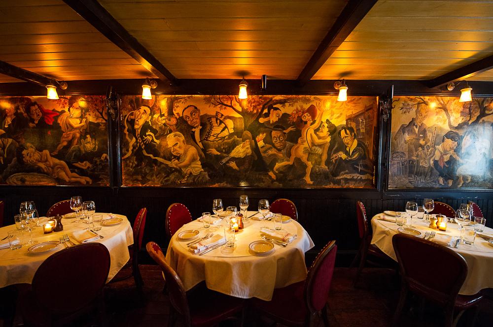 Waverly Inn Restaurant Nyc Menu
