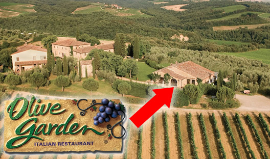 Olive Garden Tuscan Cooking School