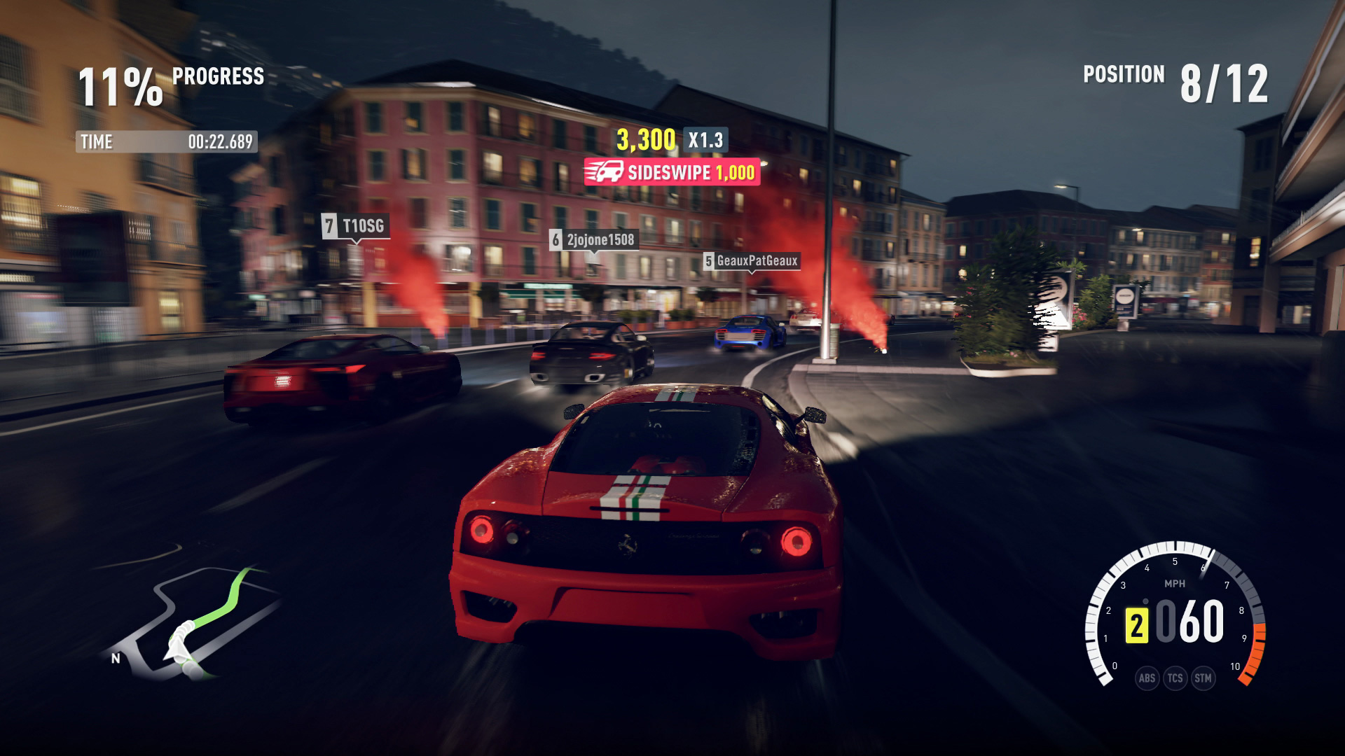 forza horizon 2 review road not taken polygon. Black Bedroom Furniture Sets. Home Design Ideas