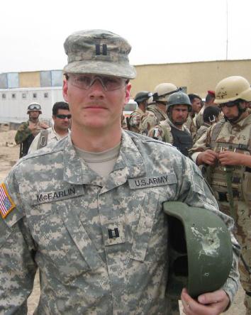 Iraq helmet