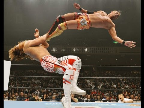 Beginner's Guide to New Japan Pro Wrestling - Cageside Seats