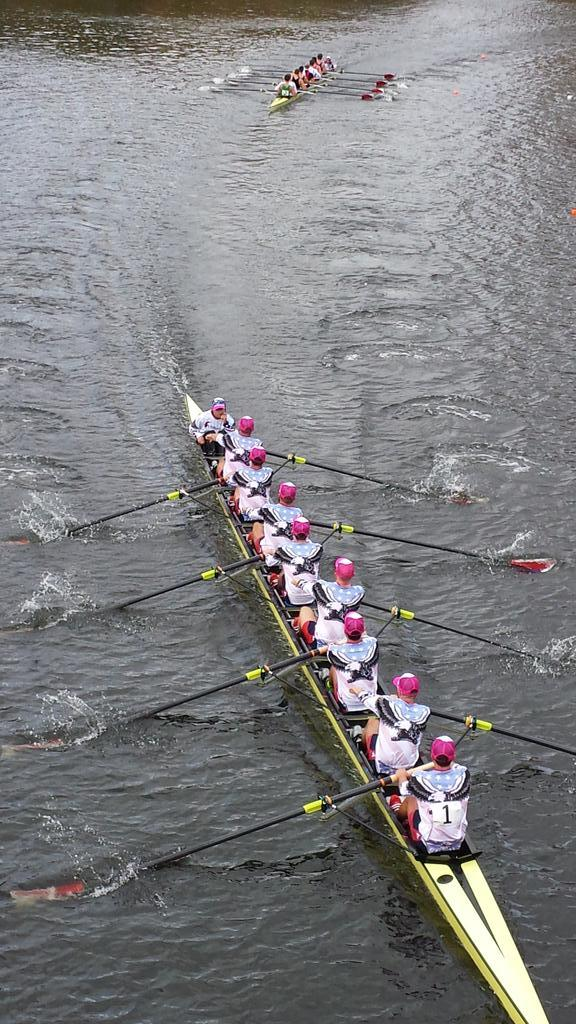US Rowing 8+