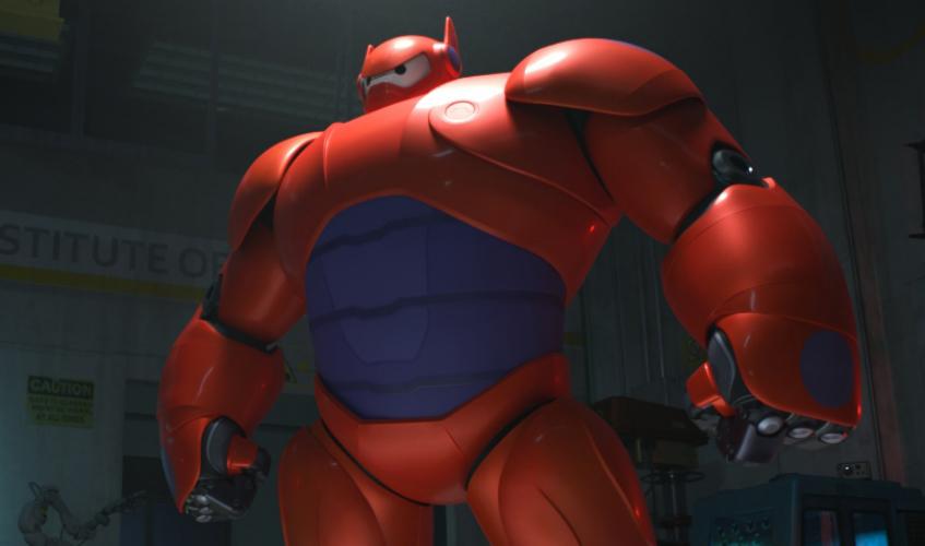big hero six meet baymax movie