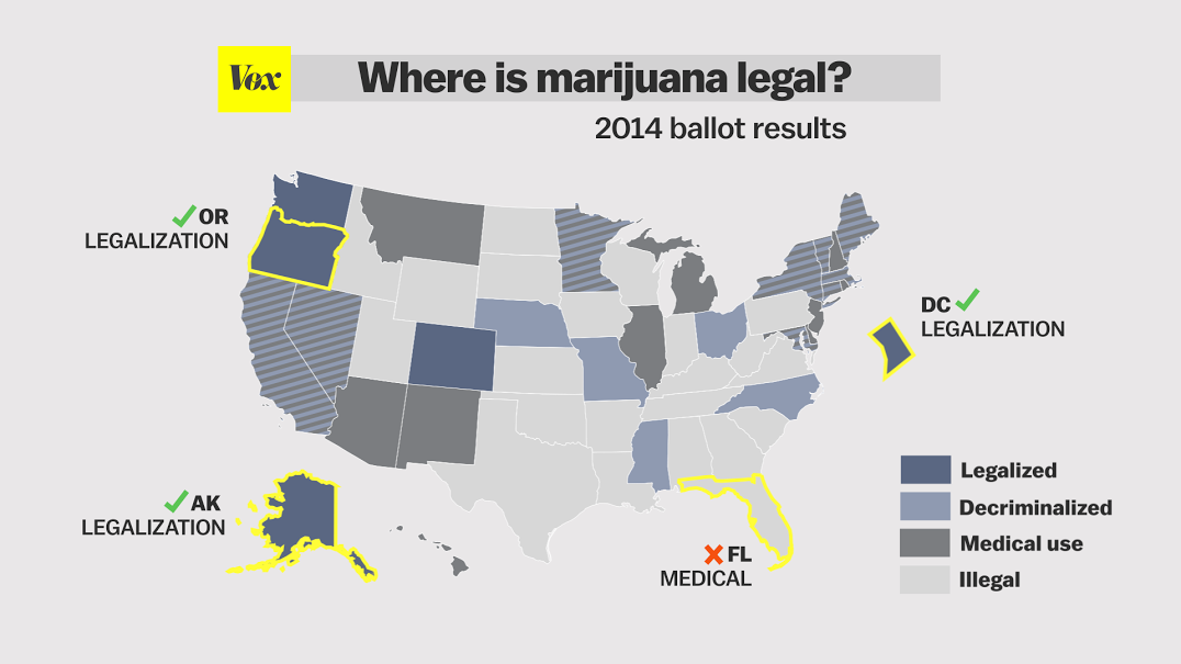 40 maps and charts that explain the 2014 midterm elections - Vox