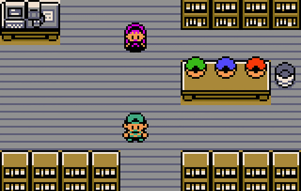 gameboy emulator pokemon game
