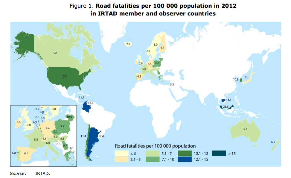 http://www.vox.com/xpress/2014/8/25/6064173/road-fatalities-world-map-driving-safety?utm_medium=social&utm_source=twitter&utm_campaign=bradplumer&utm_content=monday