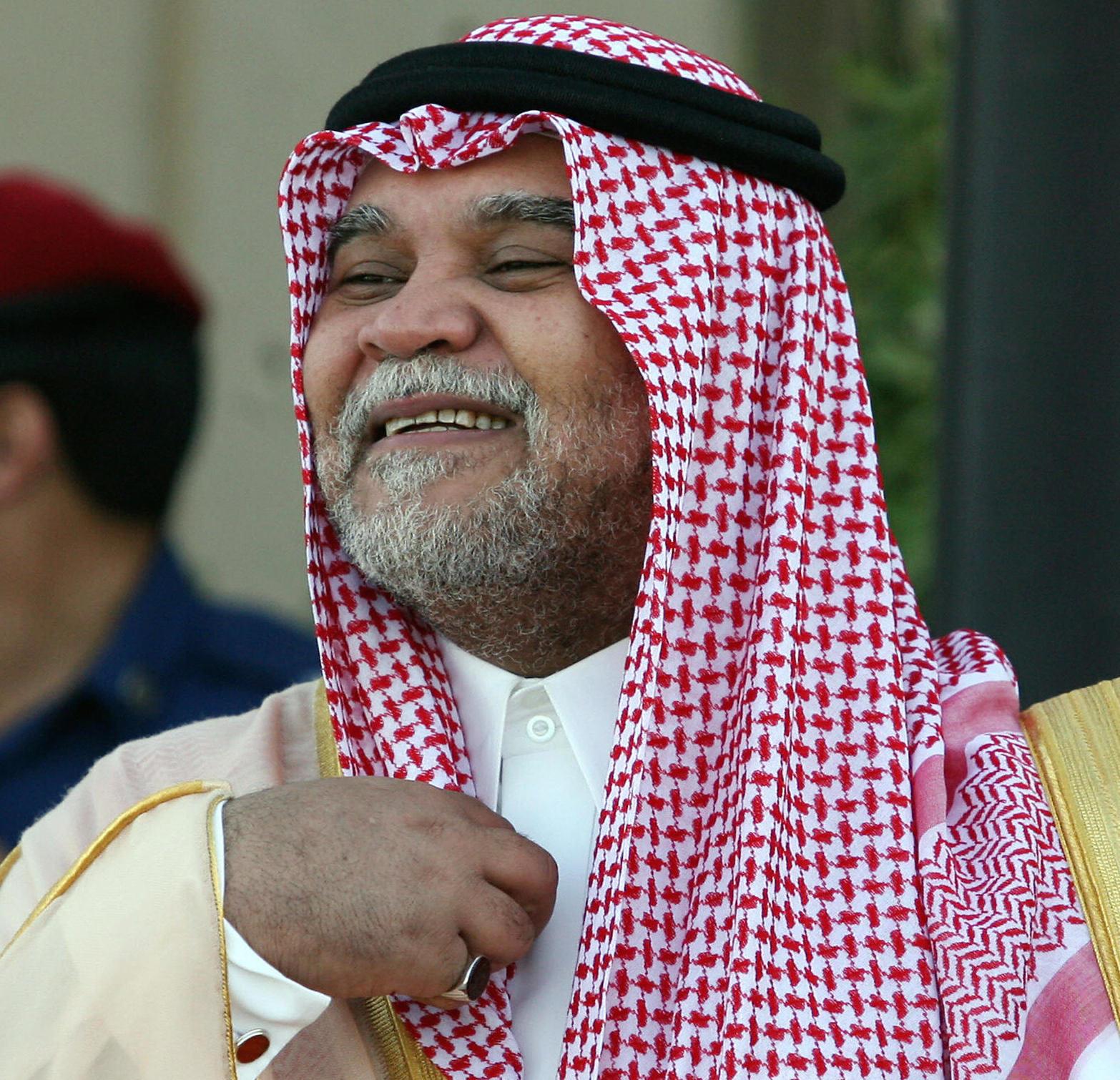 Bandar bin Sultan HASSAN AMMAR/AFP/Getty Images