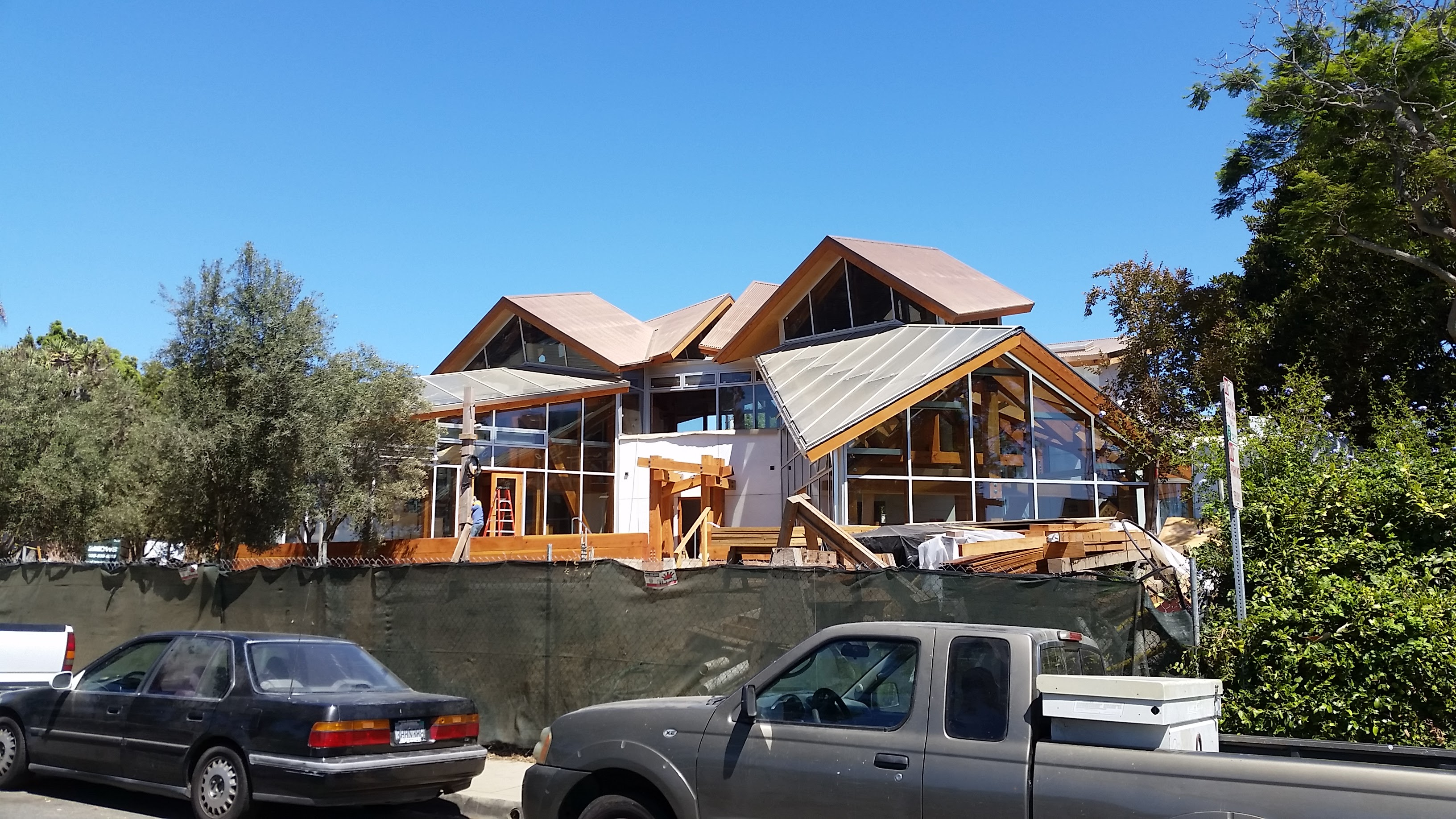 Is frank gehry finally building his dream home curbed la