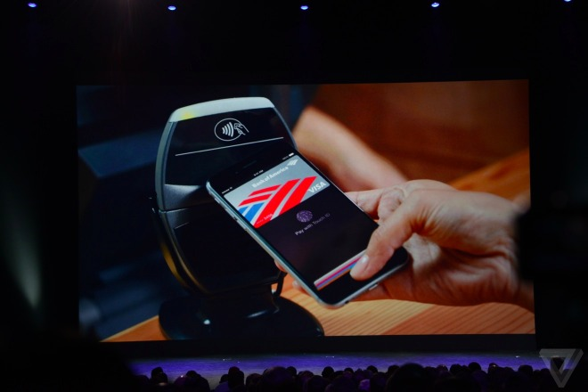apple pay reader 660