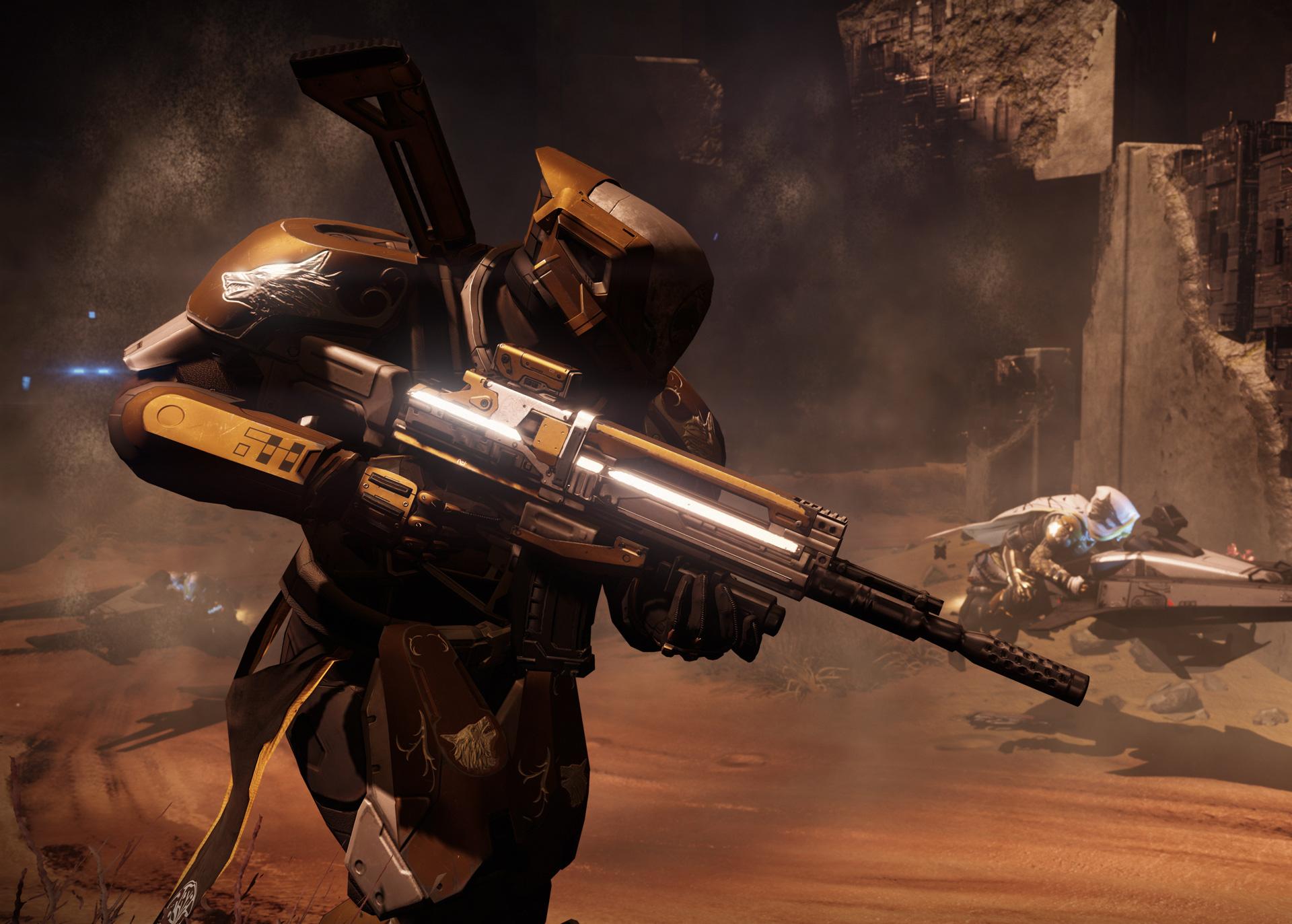 Destiny review: no fate