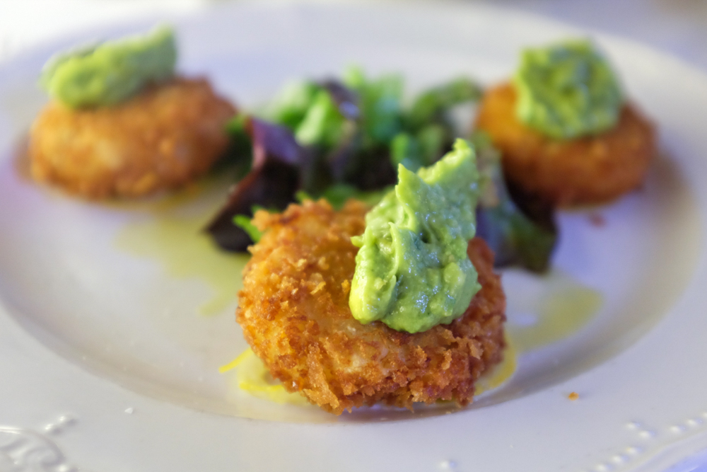 Baked Portuguese Cod Cakes