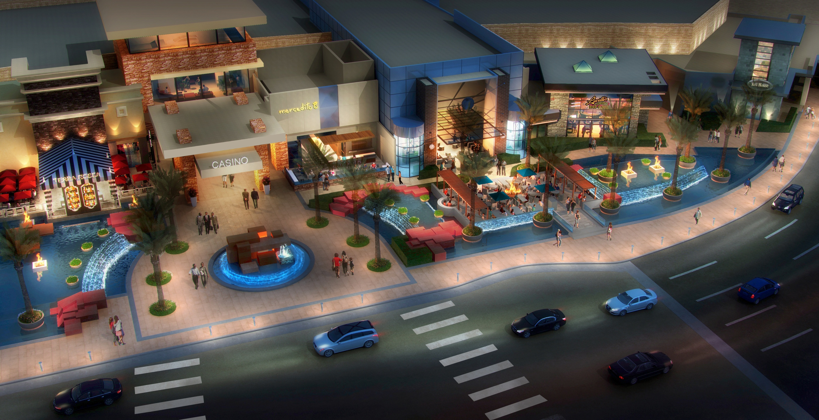 Four New Restaurants Coming to Red Rock Resort - Eater Vegas