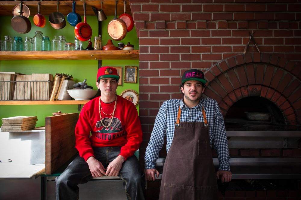 Meet the Duo Behind Hip-Hop Pizza Night at Ned Ludd ...