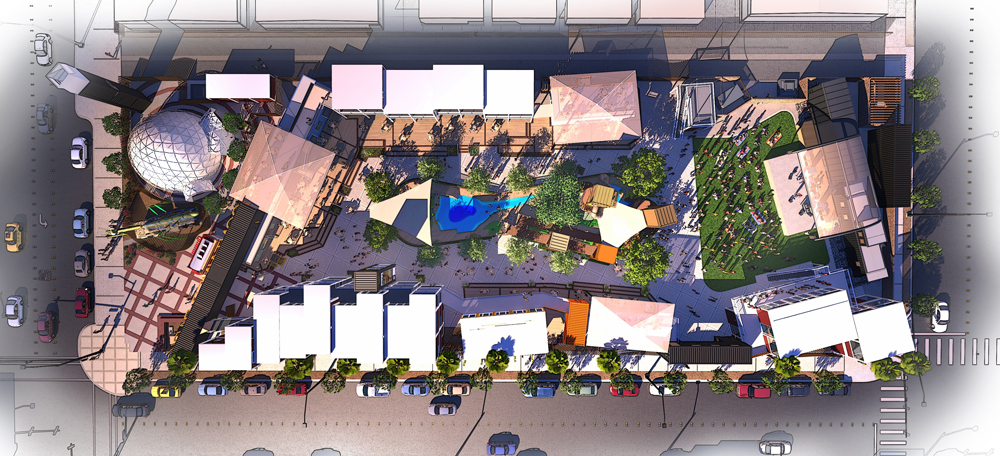 The Latest Word On Downtown S Container Park Eater Vegas