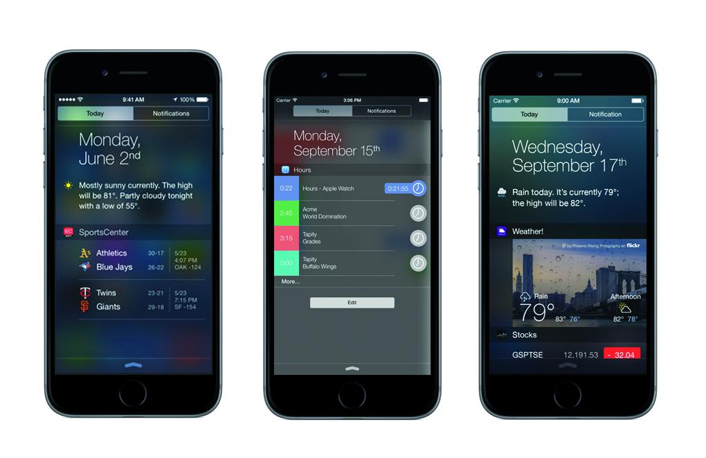 ios 8 iphones tracking life