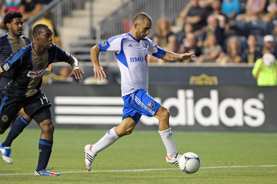 Montreal Impact vs Philadelphia Union: Marco Di Vaio's Return