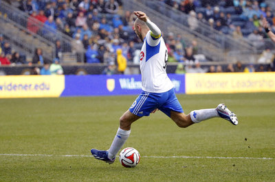 Waterlogged: Philadelphia Union 1-1 Montreal Impact