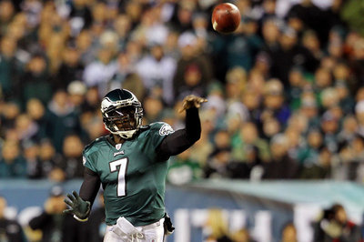 Michael Vick: Player, Not Mentor