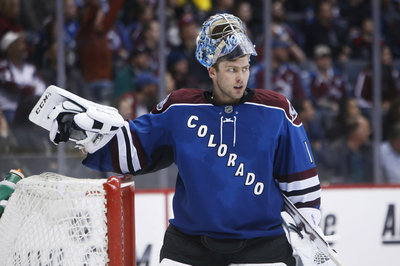 Semyon Varlamov Out