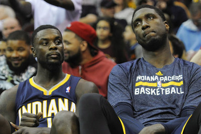 Lack of off ball movement is leaving the Pacers frustrated