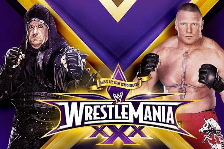 WrestleMania 30: Undertaker vs. Brock Lesnar Predictions ...
