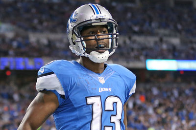 Browns Reportedly Meeting With WR Nate Burleson on Saturday