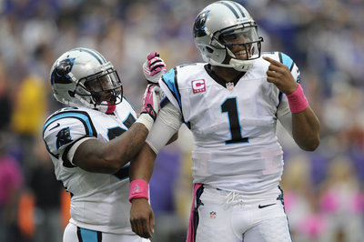 McNabb Weighs in on Newton and Panthers Offseason