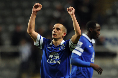 Everton to give Leon Osman a summer testimonial
