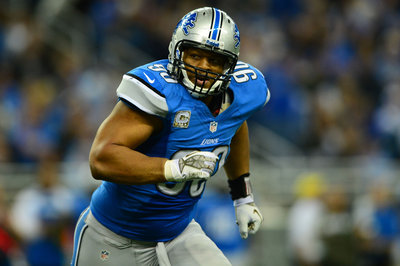 Lions' offseason workouts begin without Ndamukong Suh