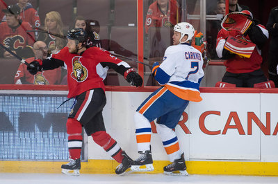 New York Islanders vs. Ottawa Senators: Last trip home