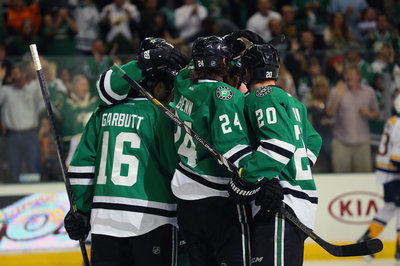 Dallas Stars Survive Nashville Predators, Stay Ahead of Phoenix with 3-2 Shootout Victory