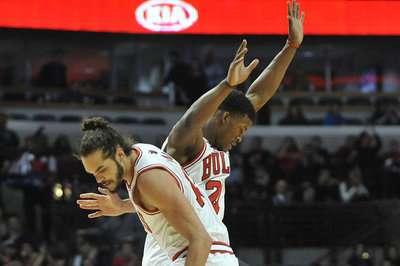 NBA awards season 2014: Bulls could have multiple players honored