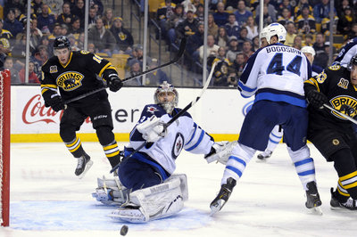 Game 81 2013-14: Winnipeg Jets vs. Boston Bruins - Complete GameDay coverage