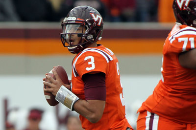 Bengals hosted and/or worked out Virginia Tech quarterback Logan Thomas