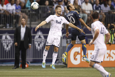 LA Galaxy vs. Vancouver Whitecaps: Open Thread